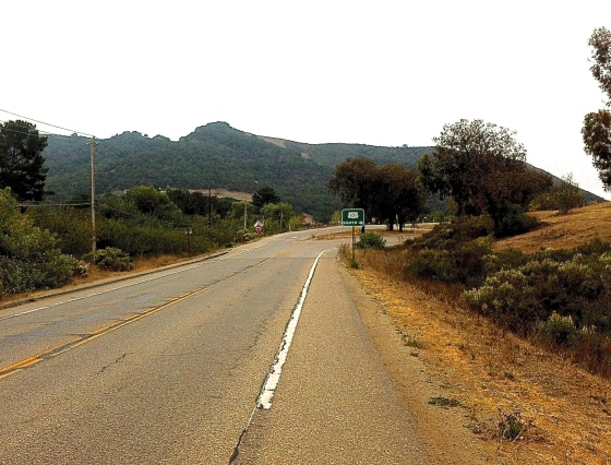 california road